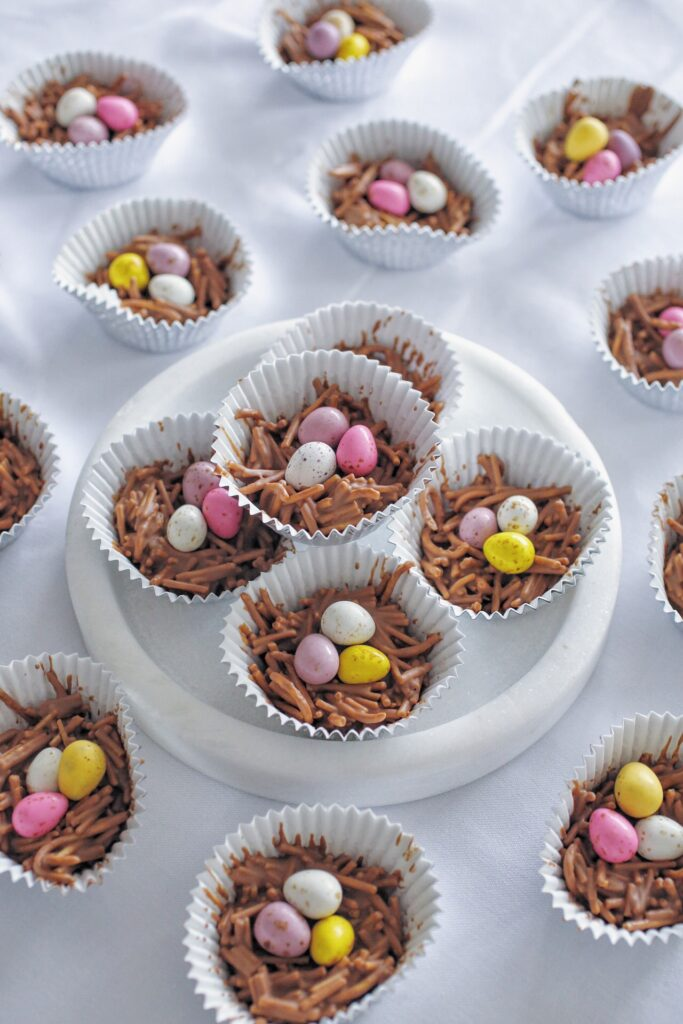 Chocolate Easter Nest Recipe