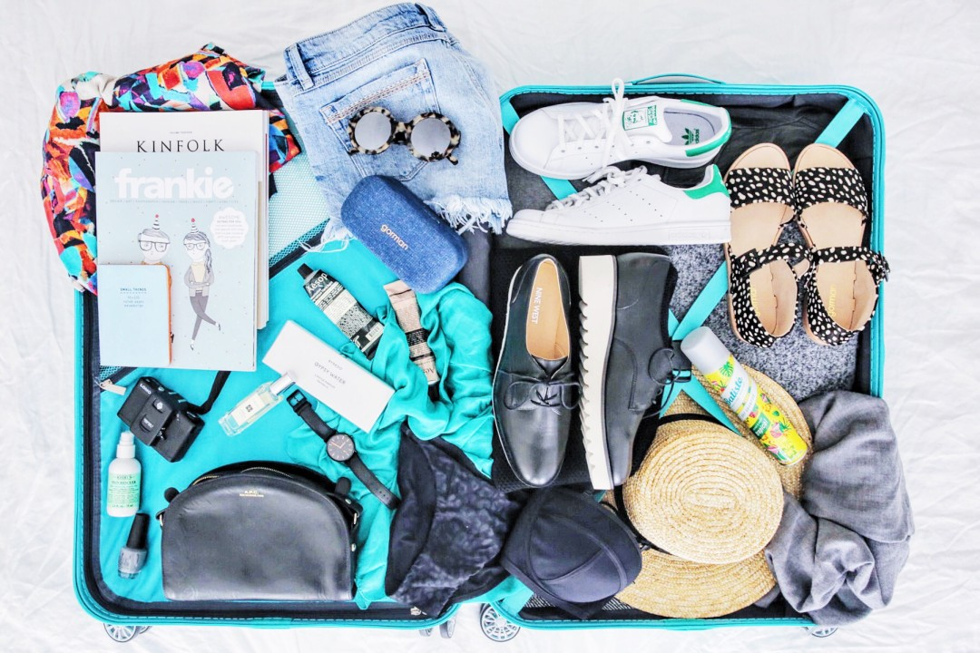Best Suitcase For Train Travel In Europe
