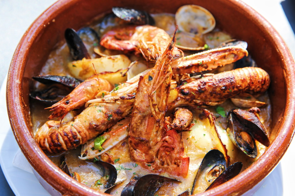 Catalan Seafood Stew