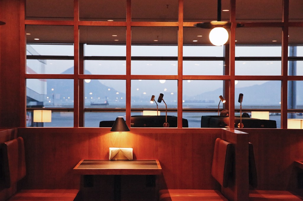 The Pier Airport Lounge